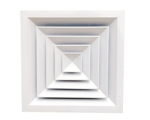 方形散流器