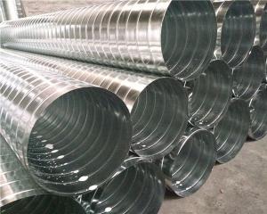 安徽螺旋风管厂家
